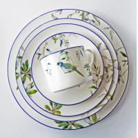 Wholesale Living Art Bone China Tableware Sets / Porcelain Dinner Set For Party from china suppliers