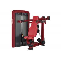China New Style Heavy Duty Gym Use Fitness Equipment Seated Shoulder Press Machine on sale