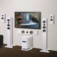 Wholesale Surround Sound Speakers, Ideal for TV, CDD, CD and iPod from china suppliers