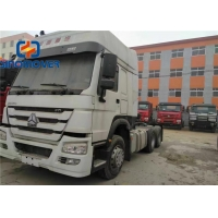 Wholesale 371HP 10 Wheels 30 Ton Sinotruk Howo Tractor Truck from china suppliers