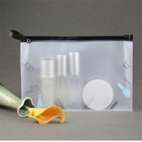 Wholesale PVC Transparent Makeup Pouch Water Resistant With Stable Performance from china suppliers