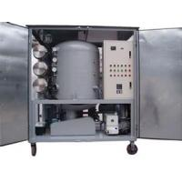 Wholesale ZJA Beautiful Design Transformer Oil Treatment Plant from china suppliers