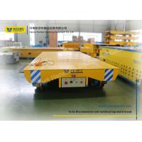 Wholesale Explosion Proof Metallurgy Rail Guided Vehicle Trailer Adjustable Speed from china suppliers