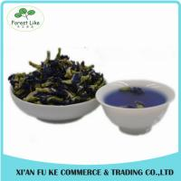 Wholesale Hot Selling Flavored Dry Flower Tea Butterfly Pea Flower Tea from china suppliers