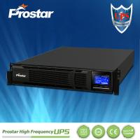 Wholesale Prostar 2U 19-inch Rackmount UPS 3KVA PHR1103 LCD Display 220V for Server Room from china suppliers