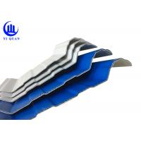 Wholesale 3 Layer Upvc Corrugated Anti-Corrosion Heat Insulation Upvc Roof Tile from china suppliers