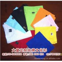 Wholesale wholesale custom SPOT 160g t shirt 100%COTTON blank  short sleever  T-shirt from china suppliers