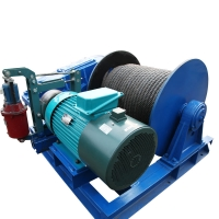 Wholesale Steel Workshop 1000m Rope Crane Trailer Electric Winch from china suppliers