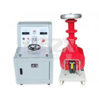 Wholesale Dry Type Testing Hipot Transformer Control Unit Voltage Class 10kV ~ 600kV from china suppliers