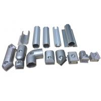 Buy cheap Dia-cast Aluminum Drain Pipe Joints ROHS For Connecting Pipe And Joint Products from Wholesalers