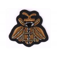 Chenille Kids Embroidered Patches Cotton Machine Made Custom Blazer Badges