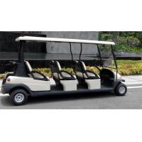 Wholesale Comfortable Electric 6 Passenger Golf Carts For Mountain Energy Saving from china suppliers