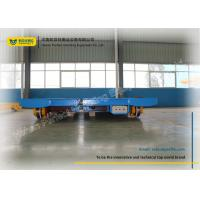 Quality Automated Battery Transfer Cart Large Load Capacity High Efficiency Rail Carriage for sale
