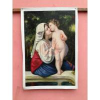 Wholesale Framed Portrait Oil Painting Avoid Touch Water 10 Years At Least Last from china suppliers
