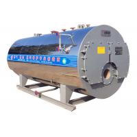 Wholesale Smoke Tubes Drum Type High Efficiency Gas Boiler / Natural Gas Boiler 15kw Total Power from china suppliers