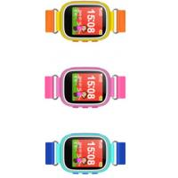 Buy cheap Child Smart Watch with 2G modem, Micro SIM card, 1.44 inch Screen, LBS location, Healthy pedometer, Voice Chat etc. from Wholesalers
