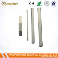 Powerful Tungsten Carbide Strips / Tungsten Carbide Block With Higher Strength