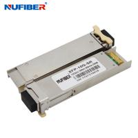 Wholesale Single Fiber SM Xfp Fiber Transceiver 10Gb/S 40km Telecommunication Equipment from china suppliers