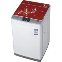 Wholesale Red 8kg Top Loading Fully Automatic Washing Machine With Pump And Copper Motor Optional from china suppliers