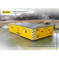 Wholesale Steel Mill Material Transfer Cart Installed Safe Devices No Rails Fetter from china suppliers