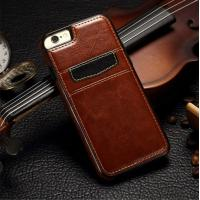 Buy cheap Luxury Retro Phone wallet Case For iphone 6 S /iphone6 PU leather + Silicon Cover fundas Coque For Apple iphone 6S case from Wholesalers