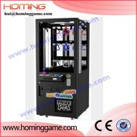 China Wholesale Key Master Coin Operated/bill acceptor Arcade vending game machine(hui@hominggame.com) on sale
