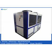 Wholesale Farming Industry 30RT Industrial Air Cooled Poultry Water Chiller for Poultry Hatcheries from china suppliers