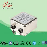 Wholesale Single Phase AC Noise Power EMI Filter 220V Durable 2000VAC Line To Ground from china suppliers