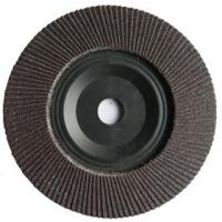 China 7 Aluminum Oxide Flap Disc with Plastic Base on sale