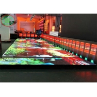 Wholesale Full color Anti-collision  capacity/P8.928 LED Tile Screen Led Dance Floor from china suppliers