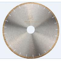 China Durable Diamond Saw Blades / Granite Saw Blade 350mm Outer Diameter on sale