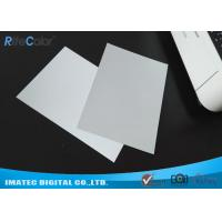 China 210gsm Medical Imaging Film White Paper Based For Laser Printers on sale