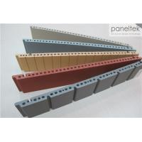 Wholesale Colorful Ceramic Exterior Wall Panels Products Reliable 300 * 800 * F18mm Size from china suppliers