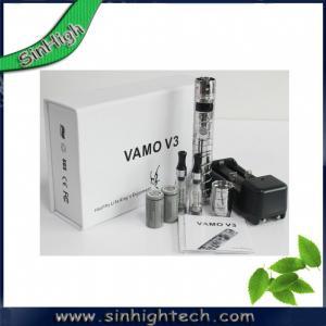 Wholesale 2013 electronic cigarette lavatube vamo V2 mod hot e-cig vv/vw mod VV650 e-cigarette vamo from china suppliers