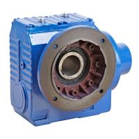 Wholesale Right Angle Helical Worm Gear Speed Reducer , S Series 90 Degree Gearbox from china suppliers