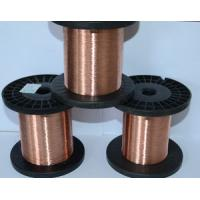 Buy cheap CCAM wire copper clad aluminum from Wholesalers