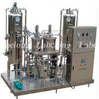 Wholesale CE Certification Liquid Mixing Equipment HS 8422303090 PLC Control SUS304 from china suppliers