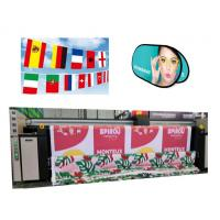 Wholesale 360 * 1800dpi Sublimation Flag Printing Machine For Advertising Flags / Banners from china suppliers