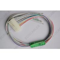 LED Light Electrical Wiring Harness Custom Cable Assemblies , Wire to Wire