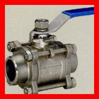 Wholesale Forged Metal Seated Floating Ball Valve / Flanged Type Wafer Ball Valve from china suppliers