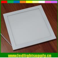 China pure white led panel light 30*30cm 12w flat light with ce rohs ul certification on sale