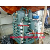 Wholesale Dielectric transformer oil purifier, indsulation oil filtration,oil process, oil purify,restoration, waste oil disposal from china suppliers