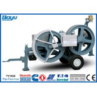 Buy cheap Overhead 50kN 5T Hydraulic Tensioner with German Rexroth Speed Reducer from wholesalers