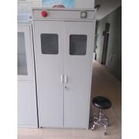 Wholesale Galvanized Steel Lab Storage Cabinet Laboratory Furniture Gas Cabinet Steel Gas Cylinder Cabinet 900x450x1800mm from china suppliers