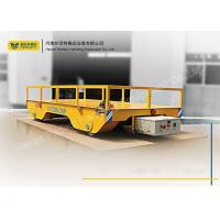Wholesale Battery Powered Transfer Cart for Dies Transport Carriages on Rail Transfer Cart from china suppliers