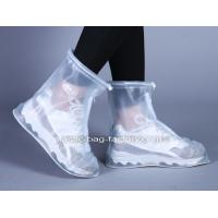 Wholesale Non-skid Waterproof Shoes Cover Reusable Rain Snow Boots for Cycling, Outdoor, Camping, Fishing from china suppliers