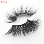 Wholesale Private label hot sell 25mm eyelashes mink eyealshs dramatic eyelashes from china suppliers