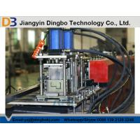 Wholesale Euro Style PPGI Door Frame Roll Forming Machine With Equipment In Plant from china suppliers