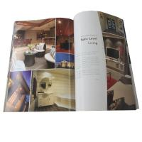 Wholesale OEM Magazine Printing Services Custom Softcover Paperback Full Color from china suppliers