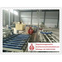 Wholesale Fiber Cement Board Sheet Forming Machine for House Building / Partition Board from china suppliers